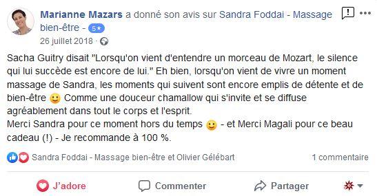 Marianne Mazars