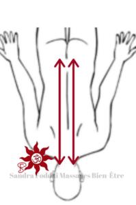 Sandra Foddai Massages Bien-Être-phalanges dos A/R