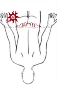Sandra Foddai Massages Bien-Être-Pouces lombaires