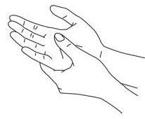 Pressions appuyées 4/5 gestes à apprendre pour un massage réussi - Sandra Foddai Massages Bien-Être