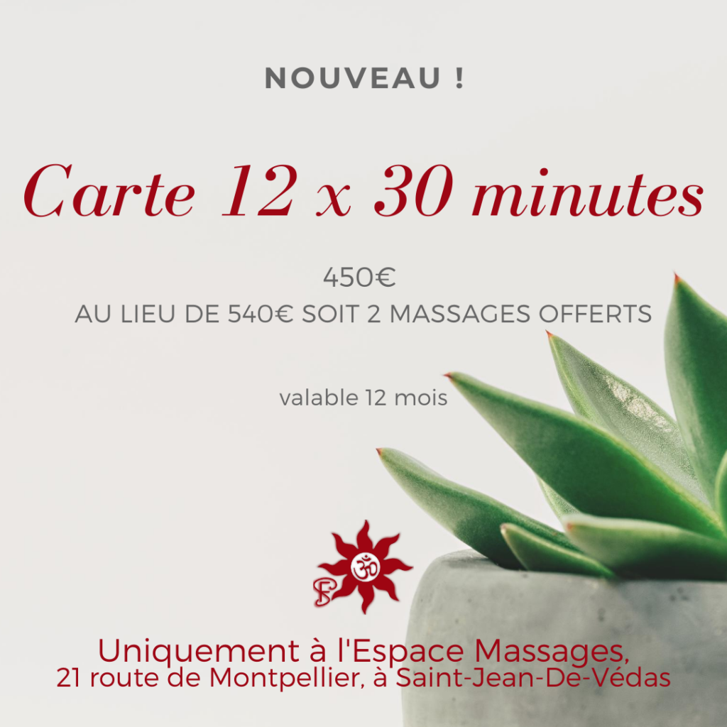 Offre 12 mois by Sandra Foddai