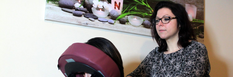 Massage amma idéal en entreprise